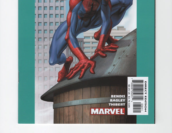 Ultimate Spider-Man #30 VF-