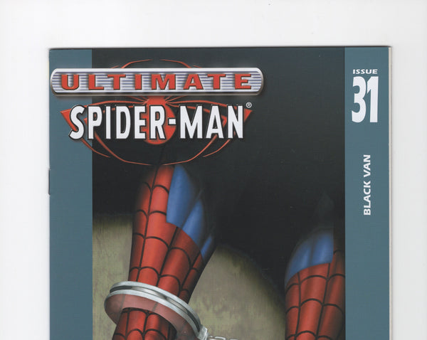 Ultimate Spider-Man #31 VF+