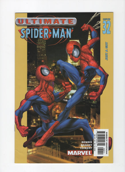 Ultimate Spider-Man #32 VF