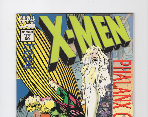 X-Men #37 - Deluxe Edition - VF
