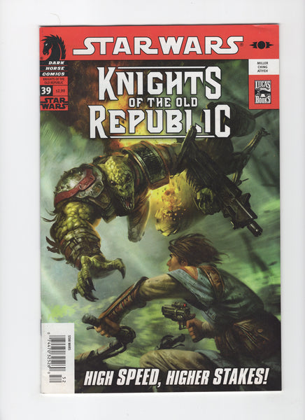 Star Wars: Knights of the Old Republic #39 FN