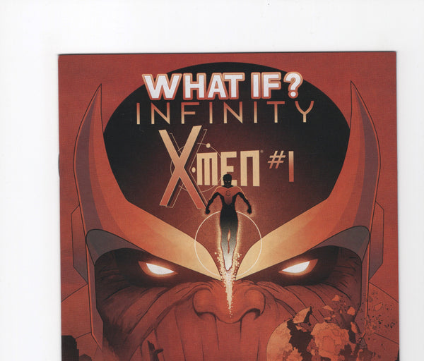 What If? Infinity X-Men #1 NM-