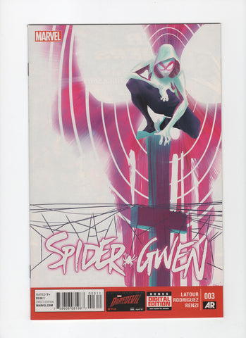 Spider-Gwen #3 VF/NM