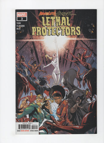 Absolute Carnage: Lethal Protectors #3 VF-