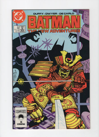 Batman #413 (DC, 1987) VF