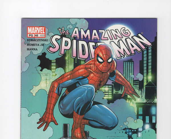 Amazing Spider-Man #48 (2nd Series, 1998) NM-