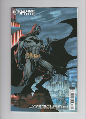 Future State: The Next Batman #4 - Jim Lee Variant - NM-