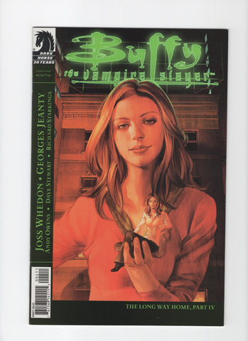 Buffy the Vampire Slayer #4 (Season Eight, 2007) VF/NM