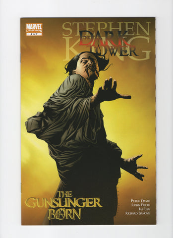 Dark Tower: The Gunslinger Reborn #4 NM-