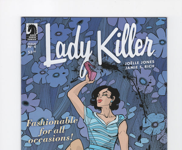 Lady Killer #4 VF