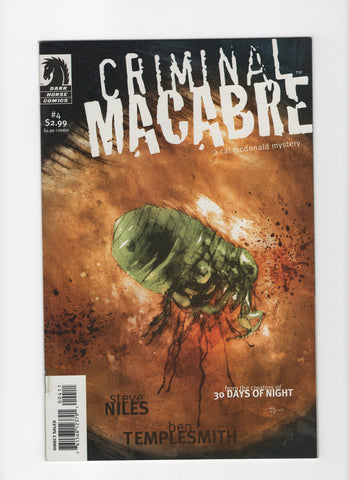 Criminal Macabre: The Cal McDonald Mystery #4 VF