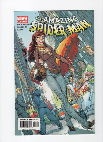 Amazing Spider-Man #51 (2nd Series, 1998) NM-
