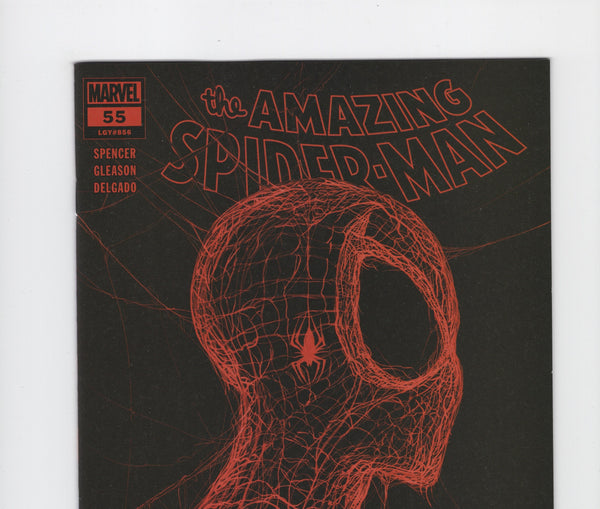 Amazing Spider-Man #55 (6th Series, 2018) 2nd Print - VF+