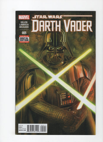Star Wars: Darth Vader #5 (1st Series, 2015) NM-