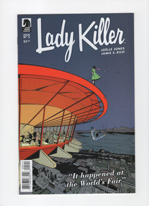 Lady Killer #5 VF/NM
