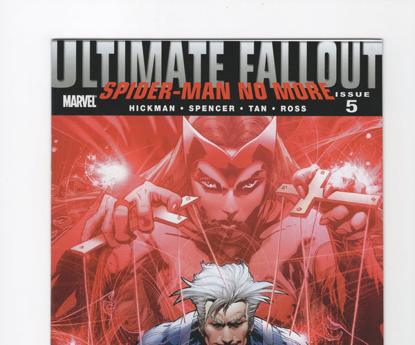 Ultimate Fallout #5 VF - Rediscover Geek