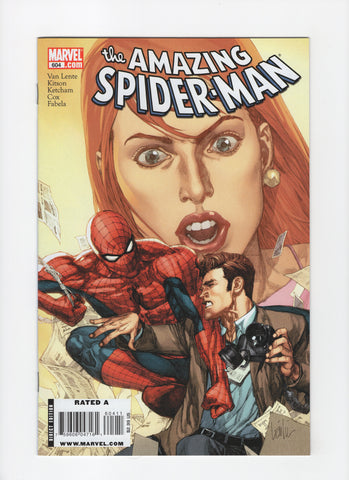 Amazing Spider-Man #604 (2nd Series, 1998) NM-