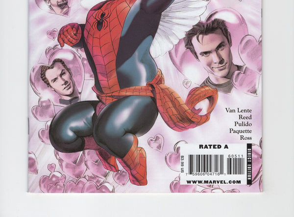 Amazing Spider-Man #605 (2nd Series, 1998) VF/NM