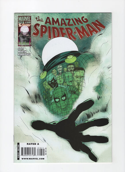 Amazing Spider-Man #618 (2nd Series, 1998) NM-