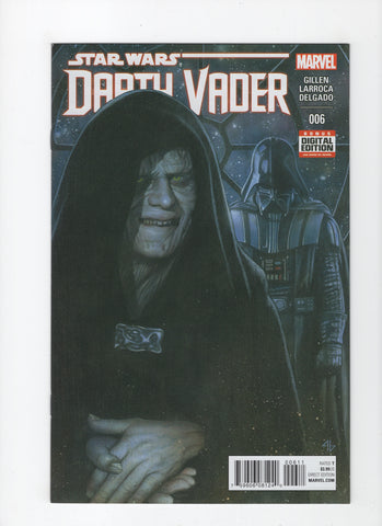 Star Wars: Darth Vader #6 (1st Series, 2015) NM-