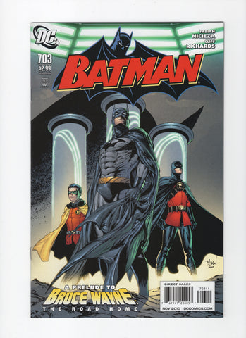 Batman #703 VF+