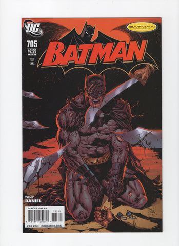 Batman #705 VF/NM