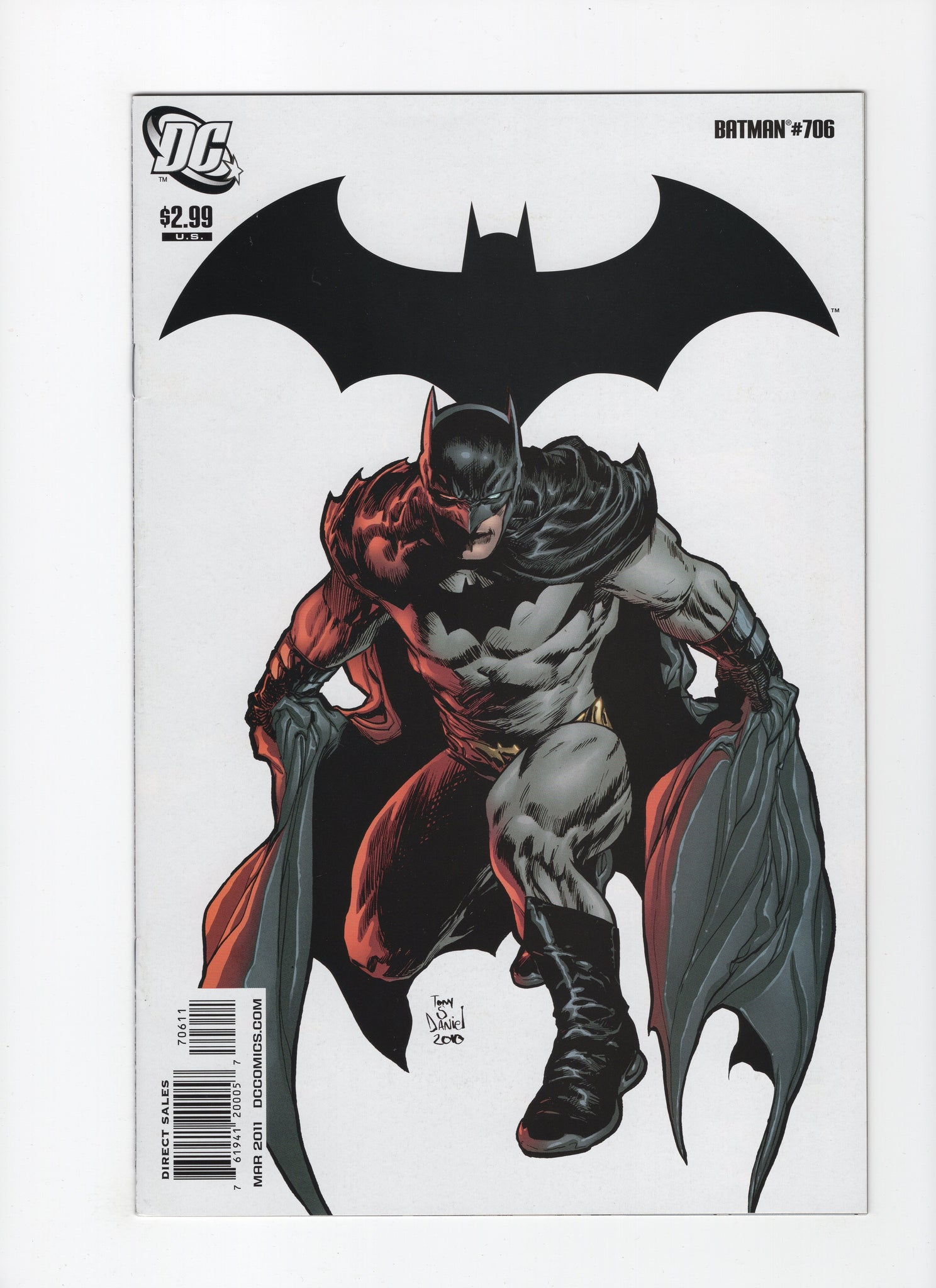 Batman #706 VF/NM