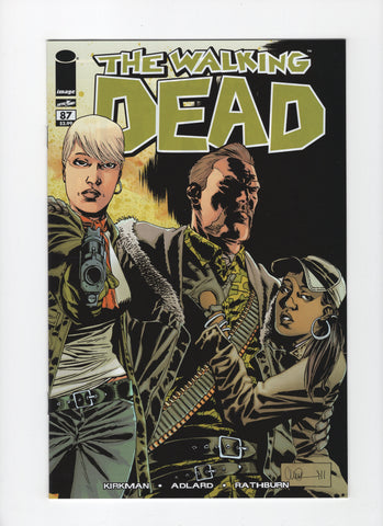 Walking Dead #87 VF/NM