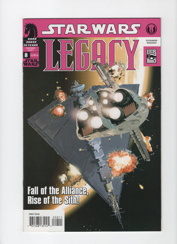 Star Wars: Legacy #8 VF/NM