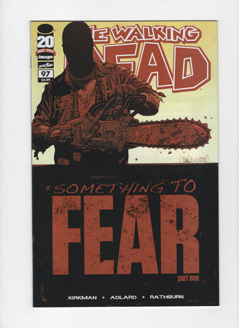 Walking Dead #97 VF+