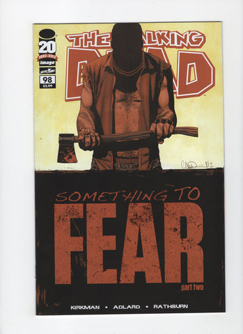 Walking Dead #98 VF/NM