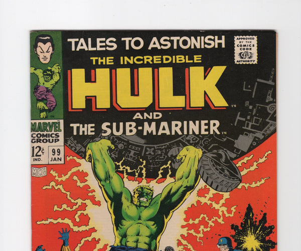 Tales to Astonish #99 FN+ - Rediscover Geek
