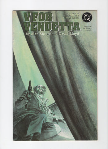 V for Vendetta #9 FN/VF