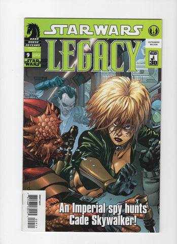 Star Wars: Legacy #9 NM-