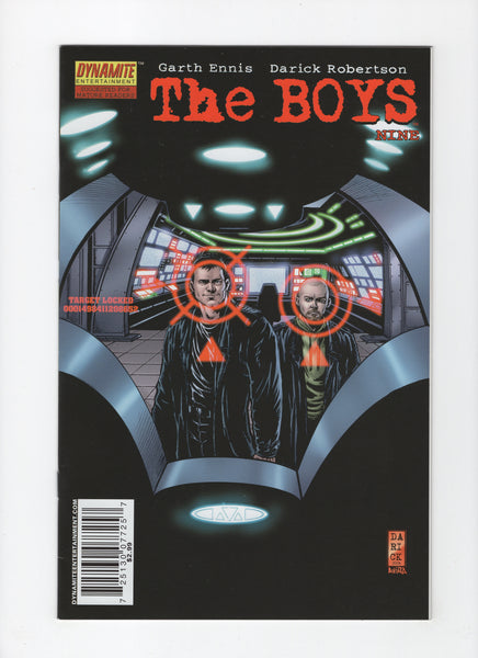 The Boys #9 VF/NM