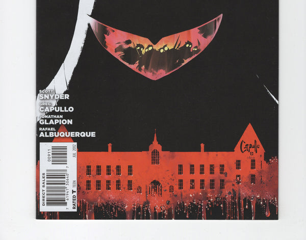 Batman #9 (2nd Series, 2011) VF+