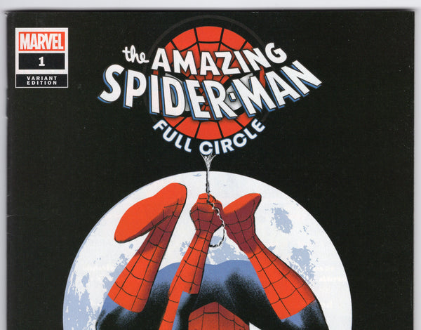 Amazing Spider-Man: Full Circle #1 NM - Smallwood Variant - Rediscover Geek