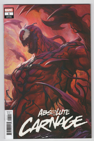 Absolute Carnage #1B NM Artgerm - Rediscover Geek