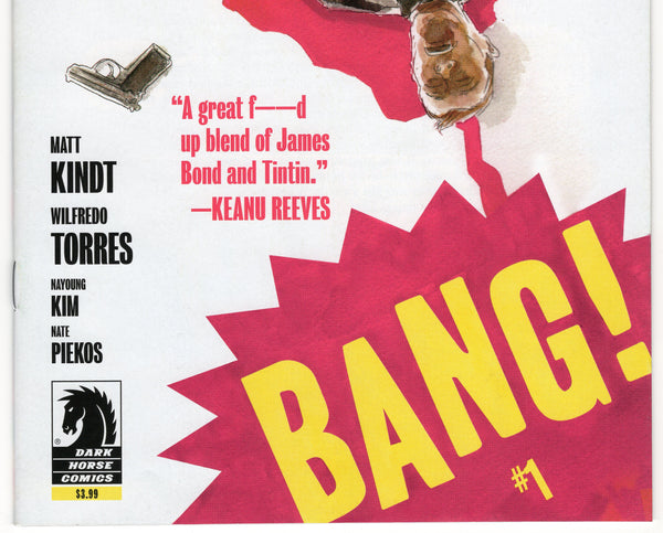 Bang #1 VF - Rediscover Geek