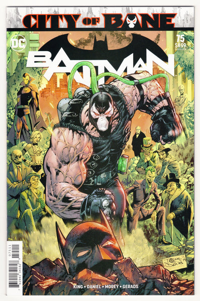 Batman #75 (3rd Series, 2016) NM - Rediscover Geek
