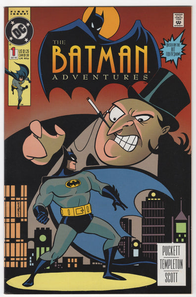 Batman Adventures #1 VF - Rediscover Geek