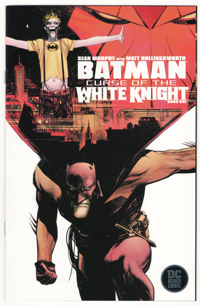 Batman: Curse of the White Knight #1 NM - Rediscover Geek