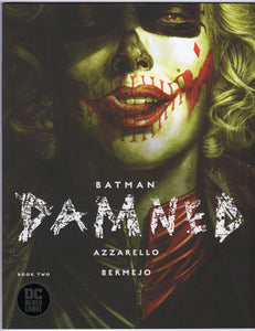 Batman: Damned #2 NM - Rediscover Geek