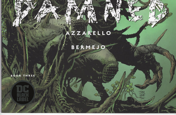 Batman: Damned #3B - Jim Lee Variant - NM - Rediscover Geek