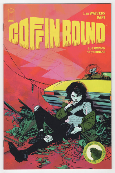 Coffin Bound #1 NM - Rediscover Geek