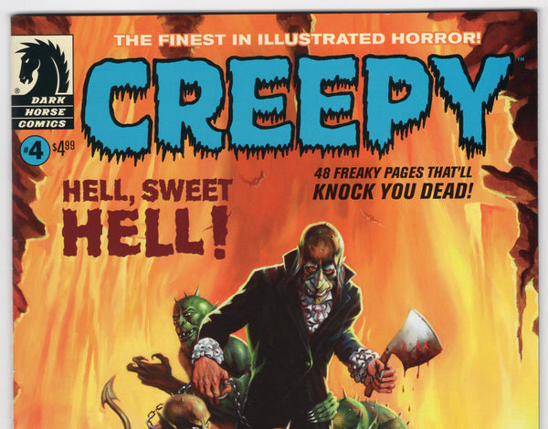 Creepy #4 VF+ - Rediscover Geek