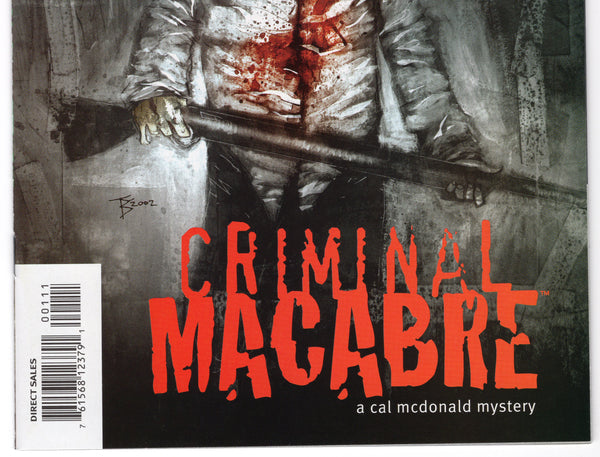 Criminal Macabre: The Cal McDonald Mystery #1 NM - Rediscover Geek