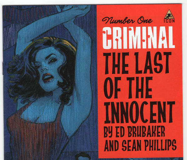 Criminal Last of the Innocent #1 NM- - Rediscover Geek
