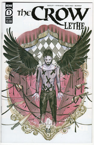 The Crow: Lethe #1 NM