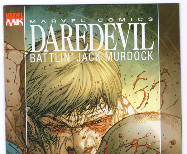 Daredevil: Battlin' Jack Murdock #1 NM